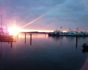 Key Allegro Marina Sunset