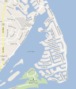 Key Allegro Street Map