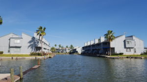 Wide Canals at Key Allegro Condos