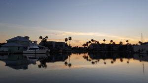 Gorgeous Sunrise over Key Allegro Condos